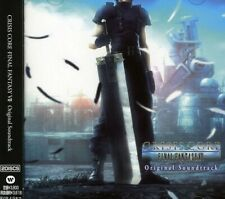 Crisis Core Final Fantasy VII 7 Original Sound Track CD SQUARE ENIX Japan 2007