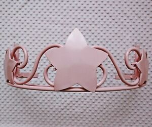 Metal Wall Teester Bed Crown Crib Canopy Holder Drapery Hardware Nursery Gift