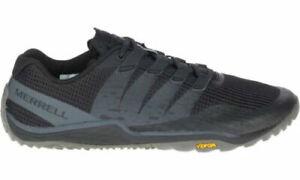 Merrell Women's Trail Glove 5 Trail Running Shoes - Black J066656 - Choose Size
