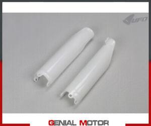Fork Slider Protectors Ufo Plast For Honda Crf 450R 2009 > 2018 Neutral