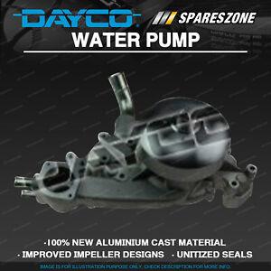 Dayco Automotive Water Pump for Chevrolet Avalanche K1500 S10 Silverado 1500 250