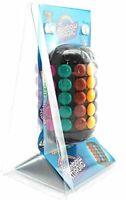 Original Rainbow Magic barrel baffle round capsule magic cube Cryptex 3D puzzle