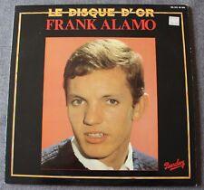 Frank Alamo, le disque d'or,  LP - 33 Tours