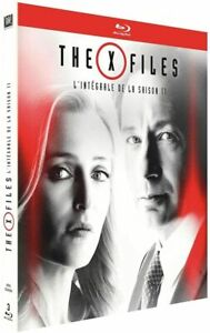 DVD The X-Files Saison 11 Francais 10 Episodes Serie David Duchovny Cinema