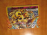 NM Pokemon FLORGES BREAK Card BREAKTHROUGH Set 104/162 XY X and Y Ultra Rare TCG