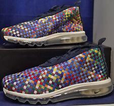 Nike Air Max Woven Boot SE Multi-Color Footscape SZ 8.5 ( AH8139-400 )
