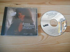 CD Pop Donna Summer - This Time I Know It's For Real (14 Song) WEA