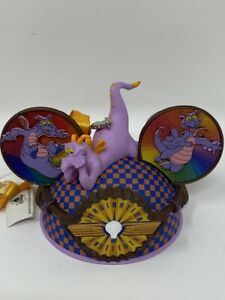 Disney Parks Figment Imagination Mickey Mouse Ear Hat Ornament New In Hand
