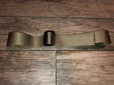 """New Rothco Green Beige Belt 40"""" Length Mens Tactical"""