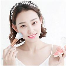 Pink Blush Brush makeup loose powder fiber beginners