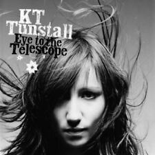 KT TUNSTALL - EYE TO THE TELESCOPE (2005) CD