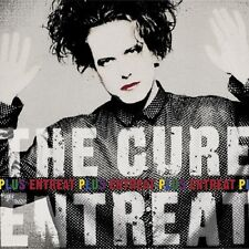 THE CURE Entreat Plus - 2LP / Vinyl - Remastered + 180g + Download - 2016