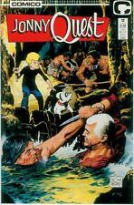 Jonny Quest # 12 (Dan Spiegle) (Estados Unidos, 1987)