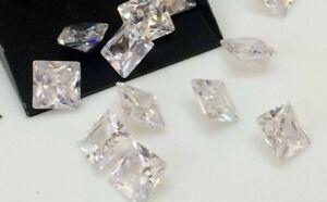 2 Diamanti Taglio Princess Da 0.15 Ct