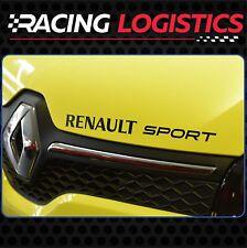 Renault Sport Decals Stickers Vinyl RS Turbo Clio Megane Laguna Twingo Gordini