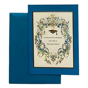 Graduation Day Greeting Card - Congratulations on your Graduation - Deluxe, Tipp