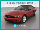 2012 Ford Mustang Premium Convertible 2D CD/MP3 (Single Disc) Remote Trunk Release Power Soft Top Rear Spoiler