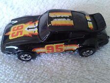 1974 Nero P-911 PORCHE #95 Blackwall HOT WHEEL