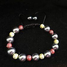 Basketball 🏀 Lovers Adjustable Bracelet- Cleveland Inspired
