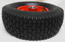 "13"" Wheelbarrow RIDE ON MOWER Wheel ( 5.00 -6 ) 25mm Bearing Pneumatic"