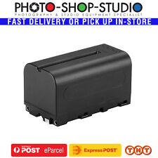 Yongnuo Li-on Rechargeable Battery NP-F750 for Sony | LED YN-160 YN-168 YN-216