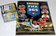 Panini FIFA 365 Season * 2017 * Int. Ed. Europe 1 x Display Box 50 Bags + Album