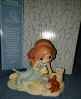 Precious Moments Disney The Little Mermaid - Part of Your World - 630039 w/ BOX