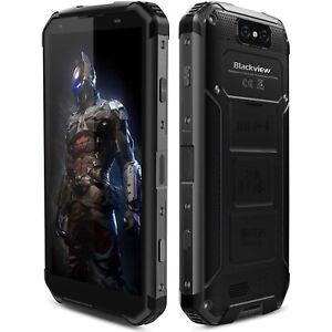 5.7 Blackview BV9500 Plus 4GB 64GB Smartphone 10000mAh IP68 Waterproof Helio P70