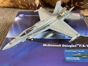 RAAF F/A-18 HORNET FIGHTER A21-48 OF 77 SQUADRON HOBBY MASTER 1/72 DIECAST