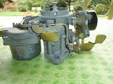 74 Ford Maveric Carter RBS Carberator  D4PZ Automatic 200 Cid engines