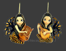 Lute & Lyre Goth Hanging Strangeling Fairy Figurines By Jasmine Becket-Griffith