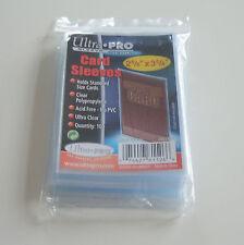Zubehör - 100 Ultra Pro Soft Card Sleeves Hüllen