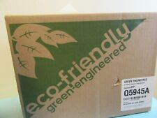 Green -Engineered HP Replaces Q5945A Black Toner Laser Jet 4345