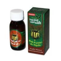 Huile de Graines de Nigelle - Sweet Sunnah