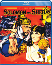 Solomon And Sheba Blu-Ray - TWILIGHT TIME - Limited Edition - BRAND NEW