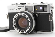 【Excellent+++++ CLA'd】 Olympus 35 SP 35mm Rangefinder Film Camera-#2746