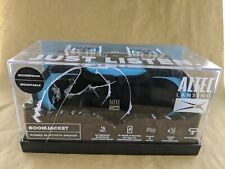 Altec Lansing - Boom Jacket Bluetooth Speaker IMW576BLU - Blue