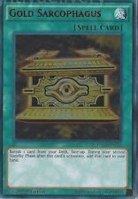 Authentic Shadi Deck - Gold Sarcophagus - Giant Soldier - 40 Cards + Bonus - NM