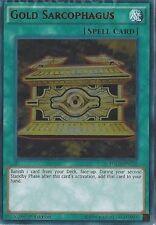 Authentic Shadi Deck - Gold Sarcophagus - Giant Soldier - 40 Cards + Bonus