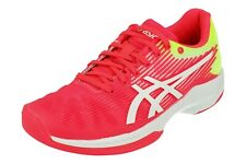 Asics Solution Speed Ff Indoor Womens Tennis Shoes 1042A094 702