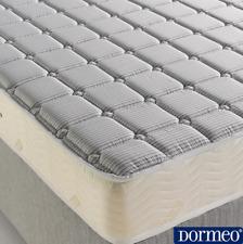 Dormeo Memory Deluxe Double Mattress 135 x 190 cm, Depth 20 cm, Hypo-Allergenic