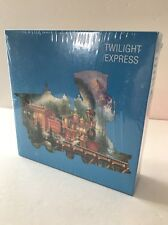 New Puzzle Makers TWILIGHT EXPRESS 800 Piece Puzzle