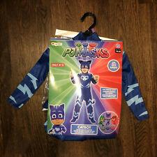Pj Masks Toddler Catboy Halloween Costume Dress Up 2T Small Disguise cat boy