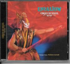 CD COMPIL 11 TITRES--CIRQUE DU SOLEIL - DRALION--VIOLAINE CORRADI--2005