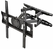 Articulating Smart TV Wall Mount Full Motion Swivel Bracket LCD LED 32-55 Inch
