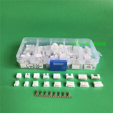 JST PH 2.0mm 2Pin 3 4 5p Housing Connector w/ Terminal & Male Header x 80SETS