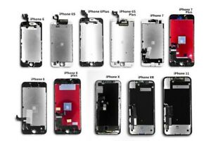 Screen replacement LCDs for IPHONE X, XS, XS Max, XR, 11