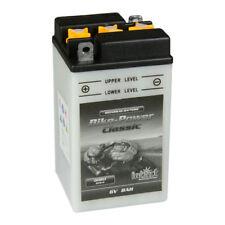 intact Motorradbatterie Batterie 6V 8Ah 00811 B49-6