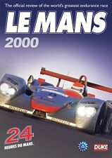 Le Mans 2000 - Official review (New DVD) 24 Hour Endurance race