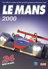 Le Mans 2000 - Official review (New DVD) 24 Hour Endurance race Sportscar Racing
